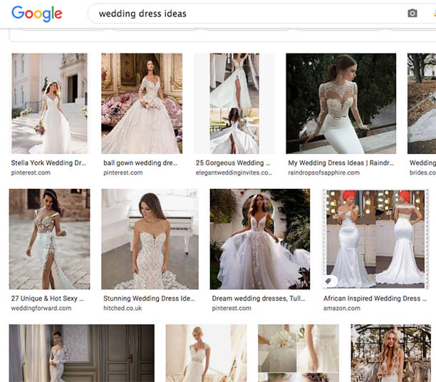 pinterest in google images